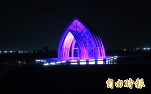 擠爆了!台南北門婚紗美地國慶連假湧進1.8萬遊客