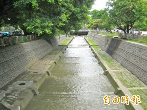 中市柳川中華水質淨化場 年底完成試運轉
