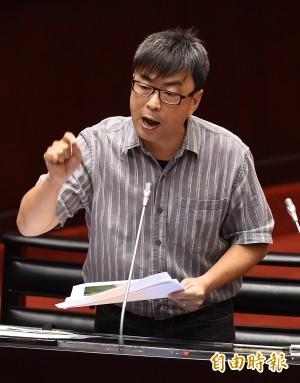 朱立倫若辭職參選 段宜康:新北議會民進黨團將抗議