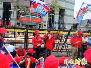 今「柱下朱上」 挺柱派擬衝臨全會、絕食抗議