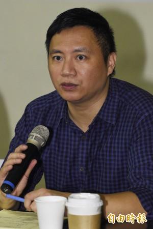 朱稱「完全執政很可怕」 王丹:在講哪個黨啊?