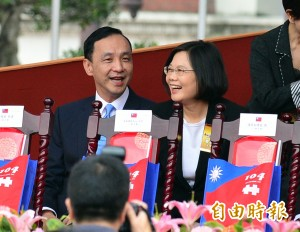 蔡英文:不管誰當選 選後應坐下聊聊台灣方向