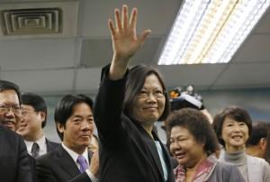 創新高!蔡英文當選總統看好度73.7%
