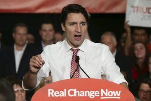 加拿大明大選 年輕帥哥挑戰老總理!