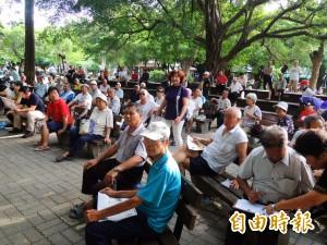 台灣人口老化超快!10年後每5人就有1老人