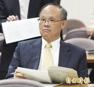 經長鄧振中:貨貿會堅守食安檢驗