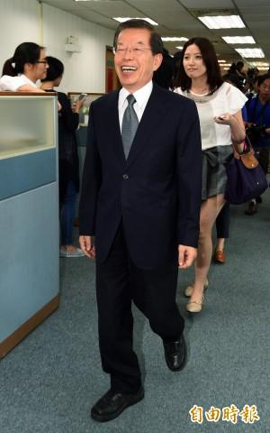 謝長廷:朱帶職參選對新北市民不公平