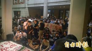 反課綱生被起訴 教界師長聲援學生