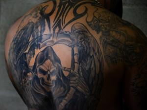 太多刺青疑為幫派份子?  墨男被美國禁入境