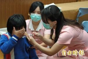 疾管署催打疫苗通知 家長不理恐視為虐童