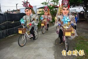 推廣壯圍濱海自行車道 將成立鐵馬博物館