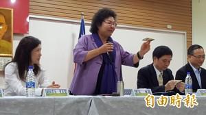 轄區被查賄不知情 陳菊:分局長、所長一律調職