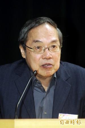 馬習會  陳芳明:台灣民主最大考驗