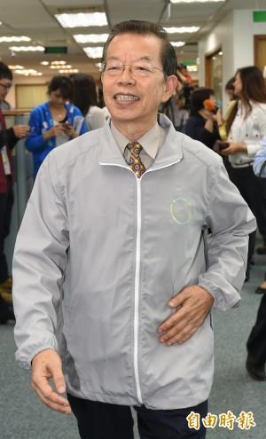 「馬的表情興奮」 謝長廷:像要遠足的小學生