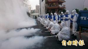 南台灣好熱 登革熱疫情中心:高雄仍是高峰