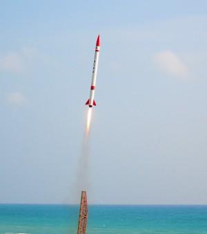 歷時15年 成大發射亞洲學術界最高、遠火箭