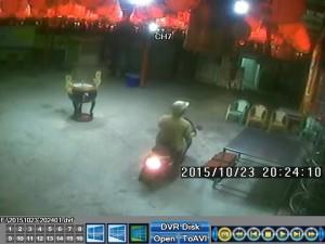 同名不同命!「柳宗元」偷香油錢被逮
