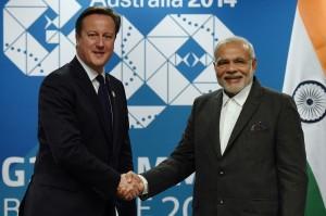 印度總理莫迪將訪英  強化國防合作