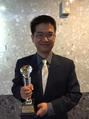 推動「澎湖優鮮」 藍亞文獲選全國模範公務員
