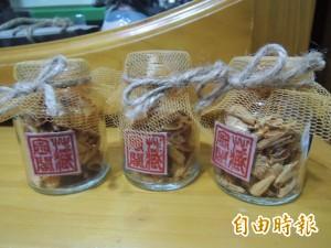 台南藏金閣小品「超殺」 檜木小香瓶與圓板凳狂銷