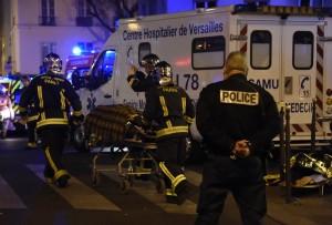 巴黎恐攻目擊者:槍手提及法國干涉敘內戰