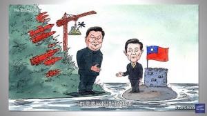 郝毅博:馬應要求習別把總統府當演習目標