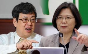小英副手陳建仁  吳育昇:是正面能量的人