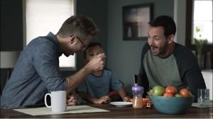 遭抗議廣告暗示同性家庭 濃湯公司神回覆