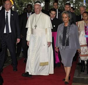 教宗談氣候峰會 呼籲政客別只顧利益