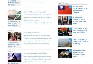 IS認證台灣是「獨立國家」 成了美媒最熱門新聞