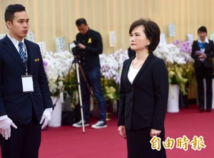 弔唁《自由時報》創辦人 沈春華:很重要的前輩