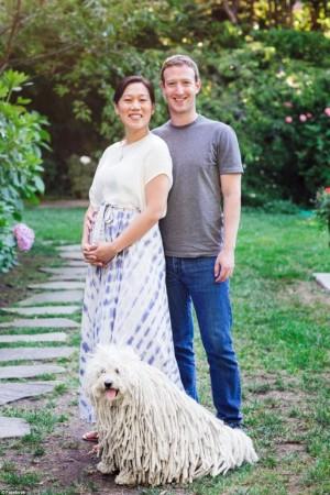 祖克柏與妻在廁所邂逅 「他當時是個小宅男」