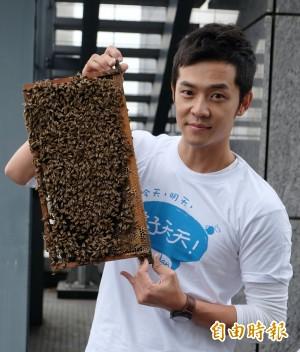 心路基金會「城市養蜂」天然ㄟ尚好