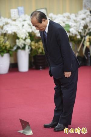 弔唁《自由》創辦人  王金平:國家的損失