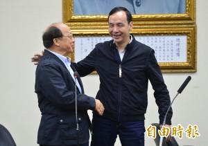 胡志強開出第一槍 不接受「三立」辦電視辯論會