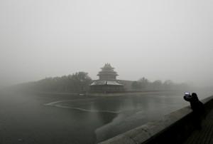 北京霧霾馬雲也很怕 「希望我是外星人逃回星球」