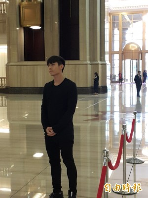 弔唁《自由》創辦人 炎亞綸:他是親切的長輩