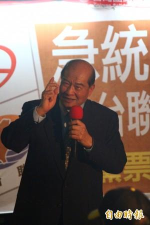 反中第一品牌! 黃昆輝:台聯要對抗「統一黨」