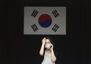 南韓2015年度成語 :「昏庸無道」