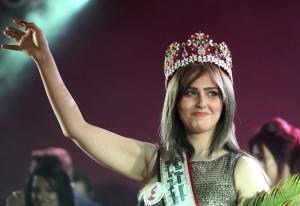 40來第一場選美大賽 「伊拉克小姐」冠軍出爐