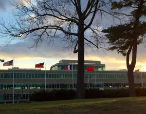 中華民國國旗 仍飄揚於聯合國臨時總部