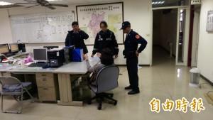 婦人警局耍威風 嗆識警界高層要小警員奉茶