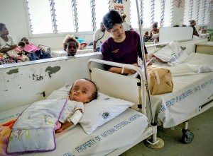 熱血仁醫前進索羅門 搶救水腦症病童
