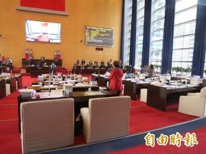 台中總預算遭擱置 台灣中社:嚴重傷害民主
