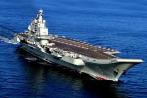 中國打造第2艘航母 稱美方在南海造成困擾