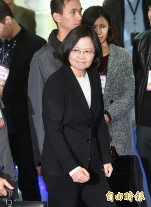 英媒專訪蔡英文 評「東亞政治圈的特例」
