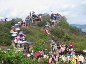 選前中國遊客明顯減少 但香港、日本遊客增加了
