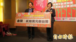 全民潮台灣短片競賽「遇見好市」奪20萬首獎