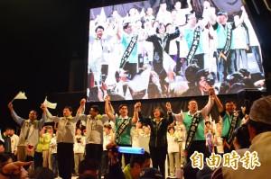 小英最煩惱的立委席次 民進黨搶救屏東鍾佳濱