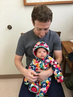 打疫苗恐致自閉症? 祖克柏帶愛女接種引爭議
